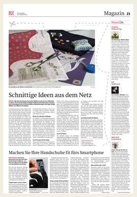 musterkitz in der Berner Zeitung