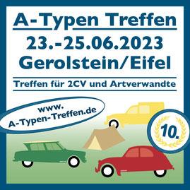 A-Typen Treffen 2018 Logo FINAL