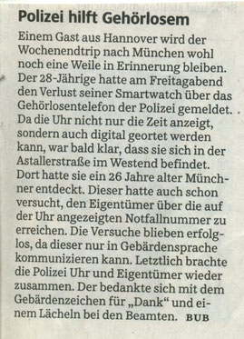 Quelle: Süddeutsche Zeitung 11.02.2019