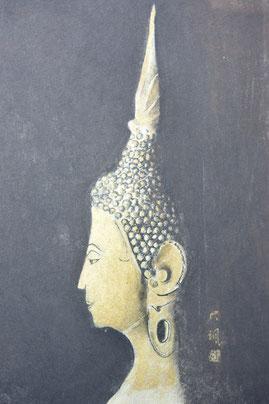 遊行佛 ミャンマー