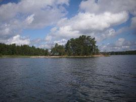 Insel vor Ljusterö