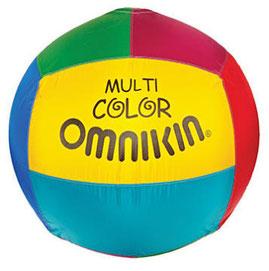 Ballon de Kin-ball multicolore pour jeux sportifs de kin-ball dans l'eau ou à l'extérieur