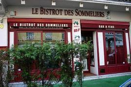 Restaurant Bistrot des sommeliers