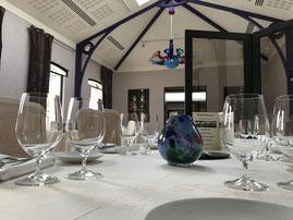 La Promenade Maison Dallais - Restaurant gastronomique en Touraine - 1 Étoile Michelin près de Loches