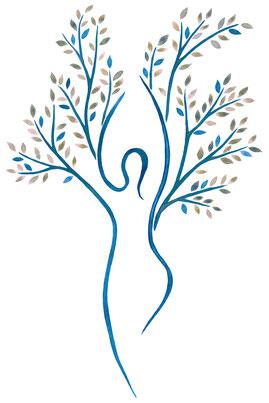 Energy Healing Thearapien helfen die Energie ungehindert fliessen zu lassen.