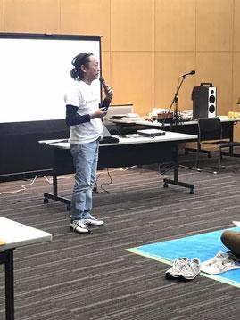 子どもはいつか離れていく、それまでしか関われない「期間限定プロジェクト」と話す安藤哲也さん