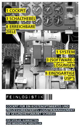 Feinlogistik - Die Broschüre