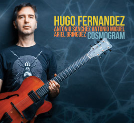 Hugo Fernandez Quartet, Jazz Guitar Madrid, Guitarrista de Jazz Madrid, Antonio Sanchez, Antonio Miguel, Ariel Bringuez