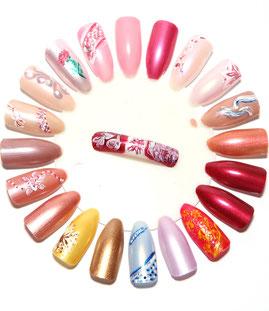 kosmetikstudio-nagelstudio-by-maica-frau-schönheit-nageldesign-kosmetikbehandlung-nailart-rosen