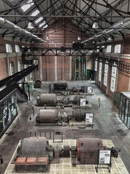 interieur Luchtfabriek