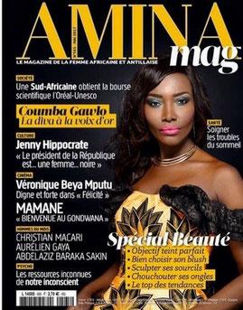 Les prédictions et l''horoscope du Hadj Salim sur le magazine Amina mag
