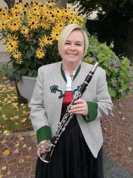 Tanja Gundolf, Klarinette