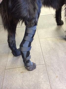 Maßangefertigte Bandage