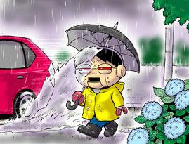 2014梅雨・水も滴るイイやのごん
