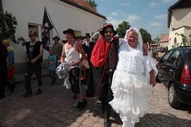 Räuberfest Beesedau