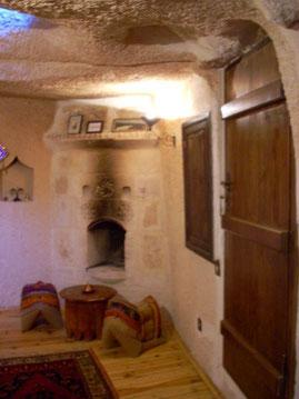 カッパドキア/ギョレメの洞窟ホテル