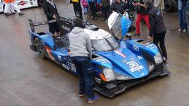 Le Mans Alpine A460 at Goodwood