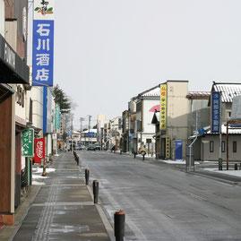 山王商店街