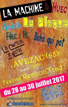 Rencon'Trad 2017 Avezac