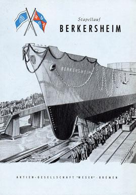 Stapellaufgedicht M.S. Praunheim