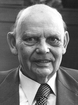 Helmut de Boor Mai 1976