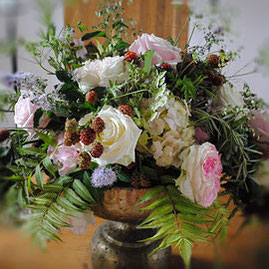Ela Merz Florist Blumen Trauerfloristik Hochzeit