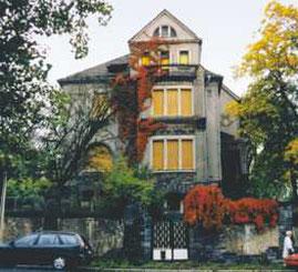 Villa Gabelsberger Straße 11 vor der Sanierung