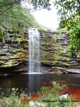 Cachoeira do Palmital.
