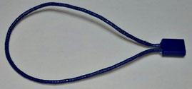 Marchamos Textiles Azul