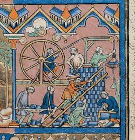 Maciejowski-Bibel: Folio 3r