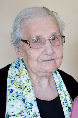 témoin, ancien, maquisard, femme, grand-mère