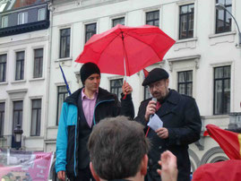 Stefan Eck, MdEP der Tierschutzpartei, setzt sich auf europäischer Ebene für die Rechte der Tiere ein
