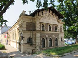Wieder trocken: Automobilmuseum Stockerau, Österreich