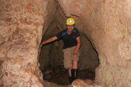 Tarifa especial estudiantes en Cavernas de Venado