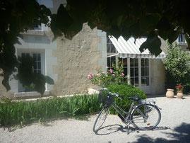 Loire à vélo-La Levraudière