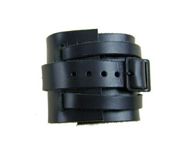 bracelet cuir homme, maroquinerie homme, bracelet cuir artisanal, made in France, maroquinerie artisanale française