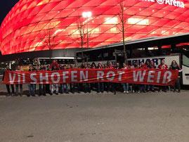 01. März 2017 | Allianz Arena in München