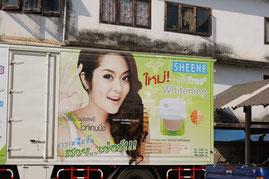 Thais mögen weiße Haut