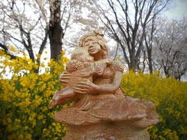 立花飛んでるベイビー 炎と楽園のアート 立花雪 YukiTachibana