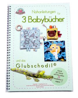 Nähbuch, Nähanleitung, Anfänger, Babybuch