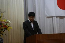 橋田 昌久講師「私が実践した受験対策と体験談」