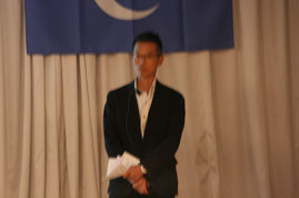 横山 成郎講師「技術士資格の魅力,魅力ある技術者」
