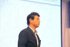 松田太一先生の講演「財務面から見た優良企業とは」