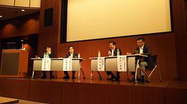 トークセッション「三方良しの公共事業改革」