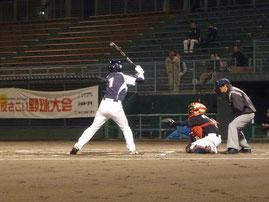 夜さこい野球大会