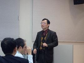 徳島大学工学部准教授 蒋 景彩氏