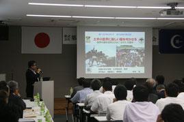 木村 亮講師「土木の世界に新しい風を吹かせる」