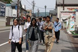 小樽市内を散策