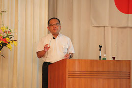 泉田 優講師「百年続く企業の条件」
