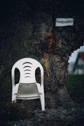 Privatgrundstück  ·  Stuhl